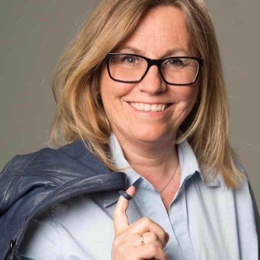UENIG: Gruppeleder for Ski Høyre, Anne Kristine Linnestad.