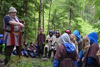 Vikinger for en dag