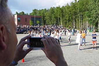 Festivalstemning på Tårnåsen!