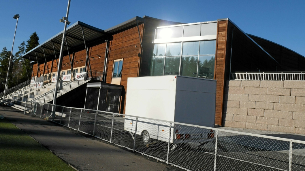 NYTT VALGLOKALE: Østre Greverud Idrettshall er nytt valglokale for de som hører til Greverud krets.