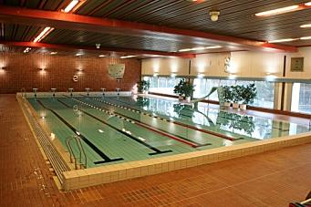 Nye åpningstider i svømmehallen