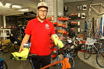 Kan du sykkelreglene?