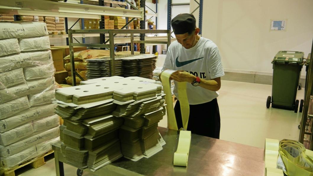 VOKSER: Kulinaris startet som en idé, men har utviklet seg til å bli en av Oppegårds største eksportvarer..