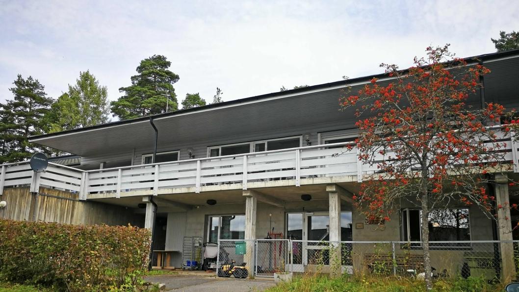 SOLGT: Durendalveien 1(Gnr 44, bnr 53) er solgt for kr 12.000.000 fra Aud Randine Eker til Olai Eiendom as.