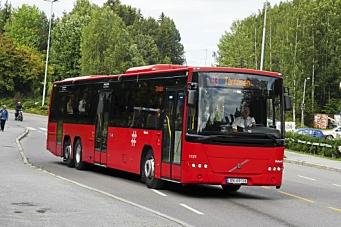 Oslo Maraton påvirker bussene våre