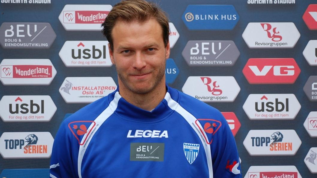 HAR TRUA: Trener for toppseriedamene, Knut Slatleim.