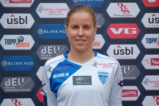 LANDSLAGSKLAR: Ingrid Rokke Elvebakken.