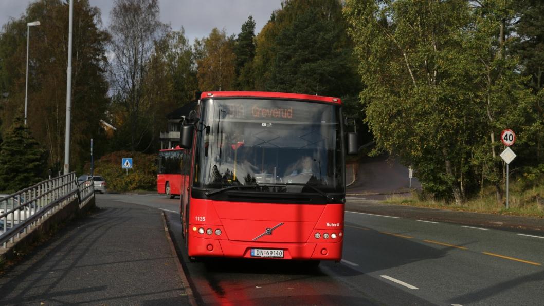 STORE FARANDRINGER: Det skjer mye med lokalrutene til og fra Oppegård den 8. oktober.