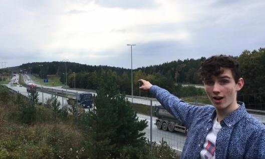 UNG DOKUMENTARSKAPER: Peder Blümlein har gjort et grundig stykke arbeide i sin dokumentar om Taraldrud.