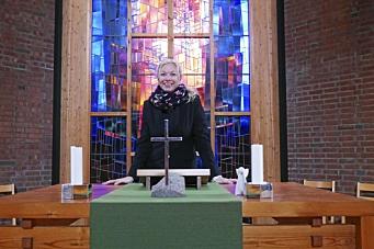 Møt vår nye prest Anne Berit