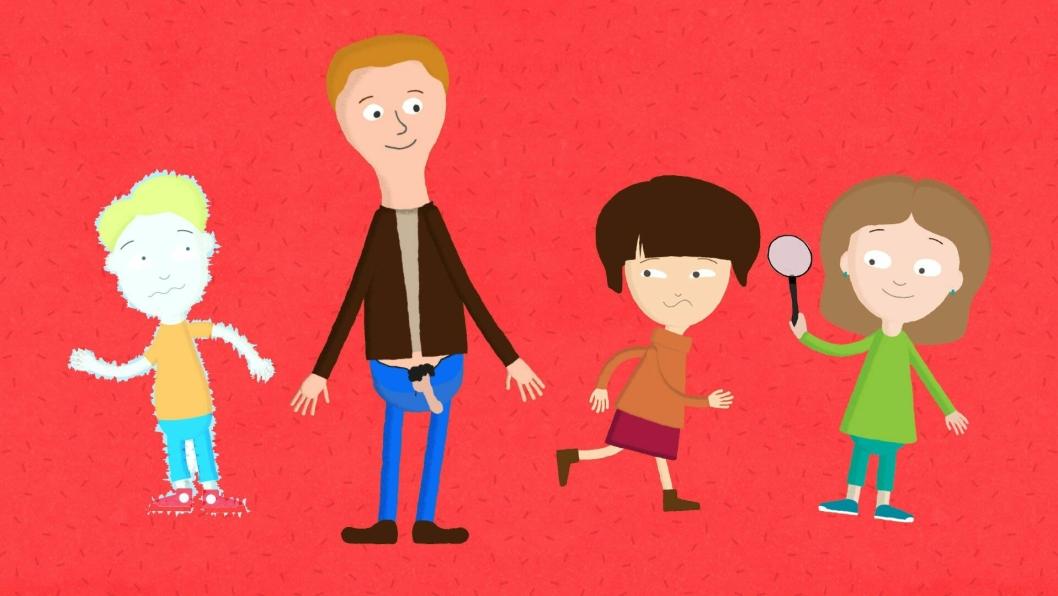 ULIKE REAKSJONER: Barn reagerer ulikt når de utsettes for seksuelle overgrep. Noen stivner helt, andre løper vekk, noen synes det er spennende og interessant. Uansett hva barn gjør eller føler, er det viktig å presisere at det er ulovlig for voksne å gjøre slikt.