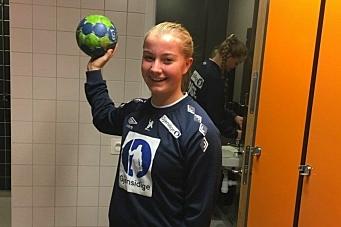 Julie tatt ut til landslagsamling i Sverige