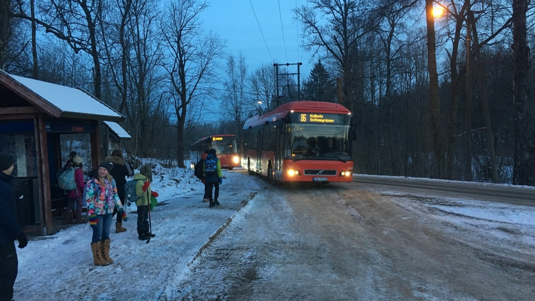 SER PÅ RUTINER: Etter hendelsen 14. november, skal Unibuss se på interne rutiner.