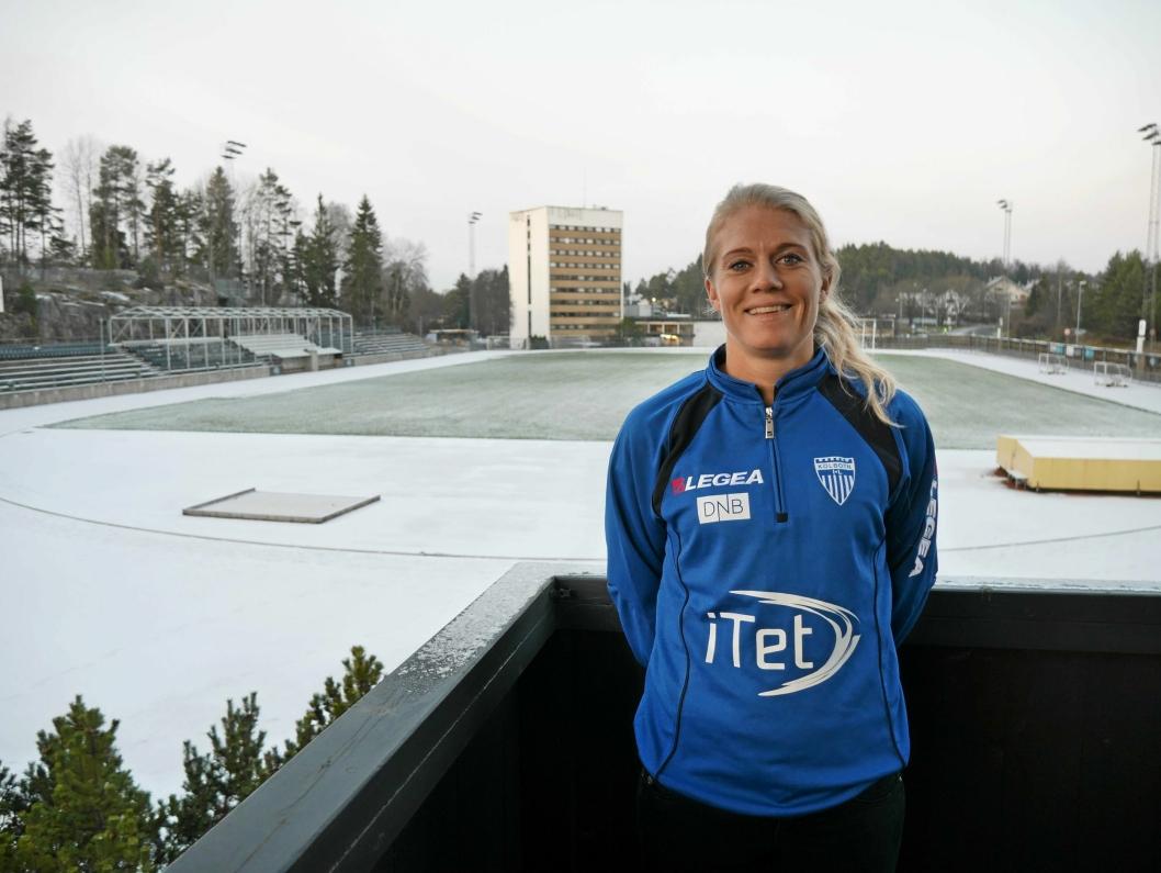 ER MED: Legenden Solveig Gulbrandsen, her fotografert ved en tidligere anledning.