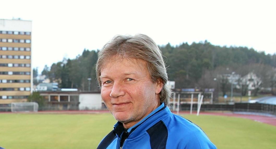 ER OGSÅ MED: Veteran Michael Franck.