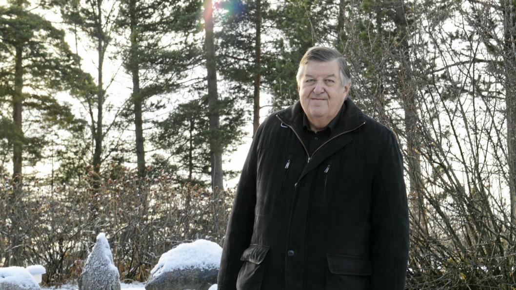 SVARER: Kjell G. Pettersen, varaordfører i Oppegård, svarer på vår skribent Bjørn Rilert Eriksens Side 3-innlegg i papiravisen som kom ut før jul.