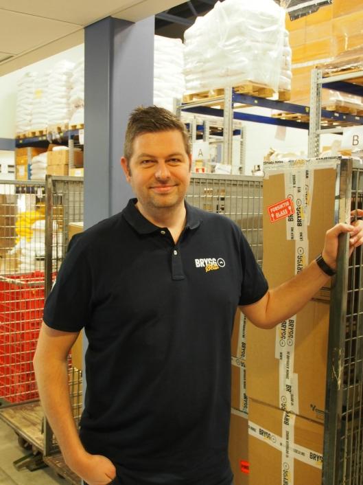 GASELLEVINNER: – Det handler alt i alt om å gjøre kunden fornøyd, mener daglig leder Erik Schønsee.i Bryggselv AS.