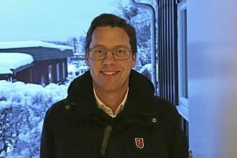 Håkon Gulbrandsen er ny leder i Oppegård SV