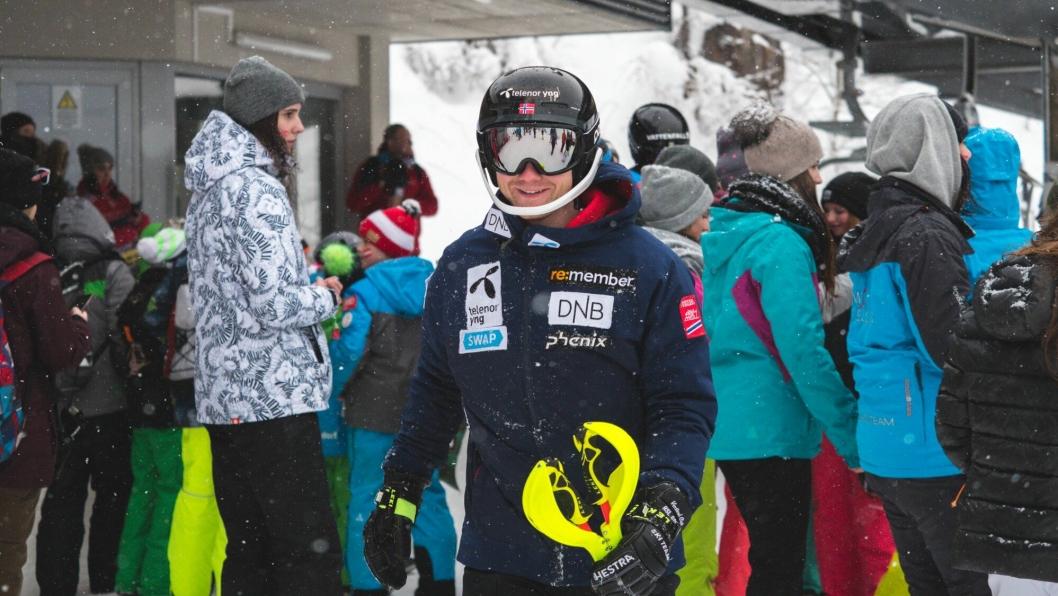 OL-bronse: Kolbotn-gutt Jonathan Nordbotten reiser hjemover med OL-bronse til tross for uhellet tidligere denne uken