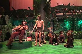 Sniktitt på OPALs Tarzan!