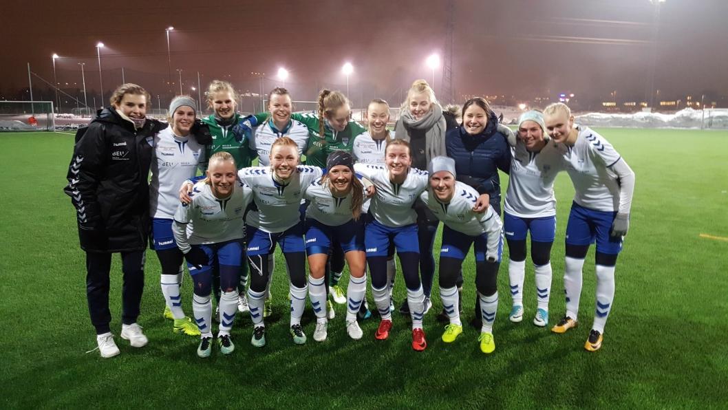 SEIRET: Kolbotns seier i treningskampen mot Vålerenga er imponerende! Dette lover godt foran sesongen.