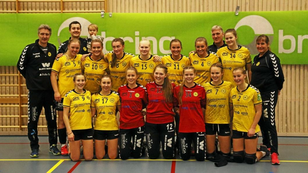 I FJOR: Her ser du fjorårets lag i Bringserien fra Oppegård. Klarer de å toppe fjoråret?