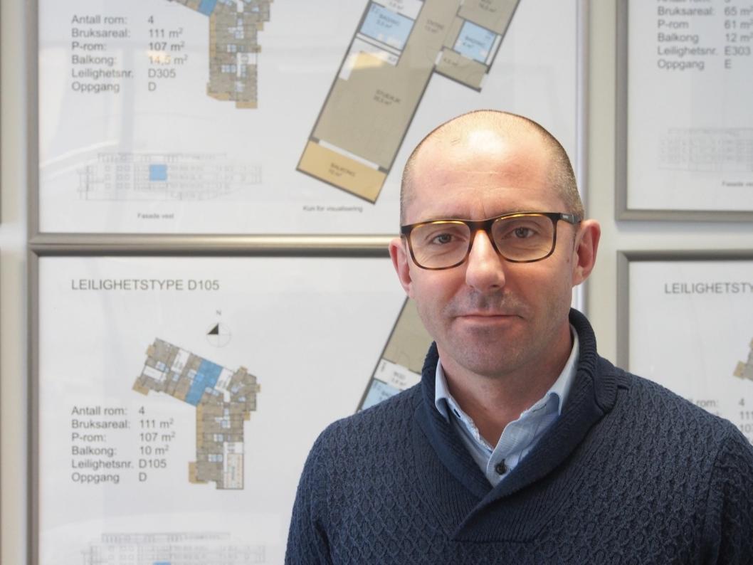 KJØPE BOLIG? SJEKK HVA HAN HAR Å SI: – Prioriter trivsel og hverdagslogistikk, anbefaler Sverre Martin Hagh, som spår boligåret 2018.