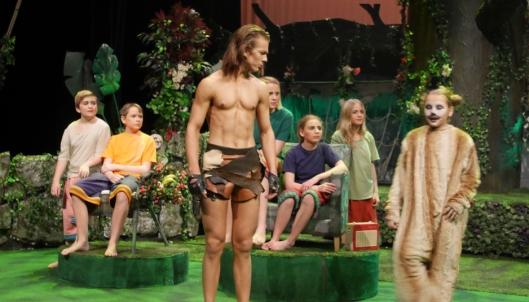FANTASTISK: OPAL gir oss ekte vare og fantastisk skuespill i sitt siste mesterstykke, Tarzan!