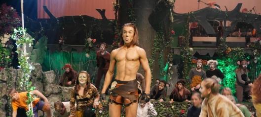 Snart siste sjanse til å se OPALs mesterlige Tarzan