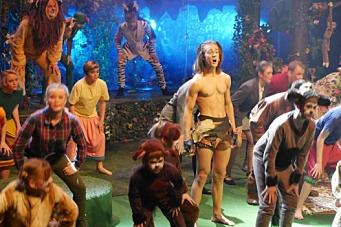 Over 2300 løste billetter til Tarzan