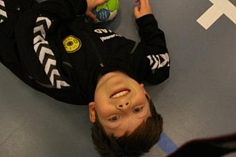 Vellykkede håndballskoler i vinterferien