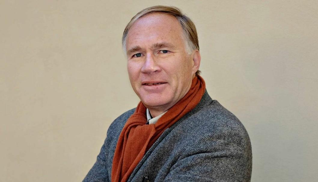 KOMMER: Halvor Tjønn, forfatter og journalist.