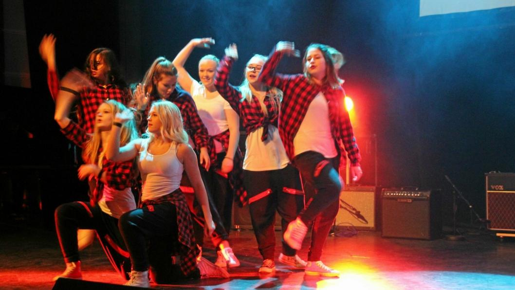 SMIDIGE: Dansekompaniset Catscrew fremførte under UKM i 2015. Hvem skal stå på scenen i år, mon tro?