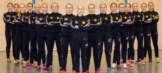 Følg Oppegård-jentene i Bringserien fra Melhus