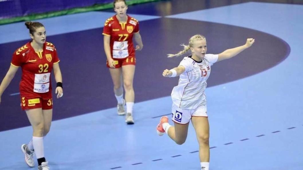 LOVENDE SPILLER: Spiller fast på LK98-landslaget