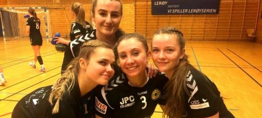 Flott runde i Lerøyserien for Oppegård-jentene