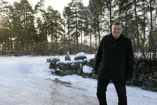 TROR PÅ STØRRE KOMMUNER - ØNSKER DIALOG: Kjell G. Pettersen haper på en grensejustering mot Ås for Nordre Follo.