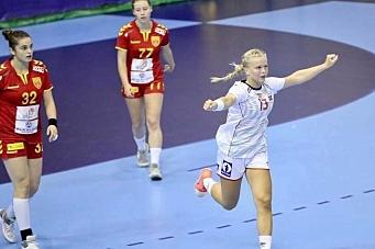 Anna Huse tatt ut til VM-kvalifiseringskamper