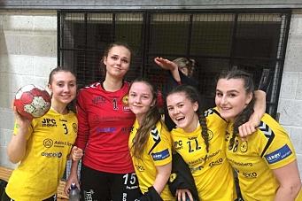 Nok en seier for Oppegård-damene!