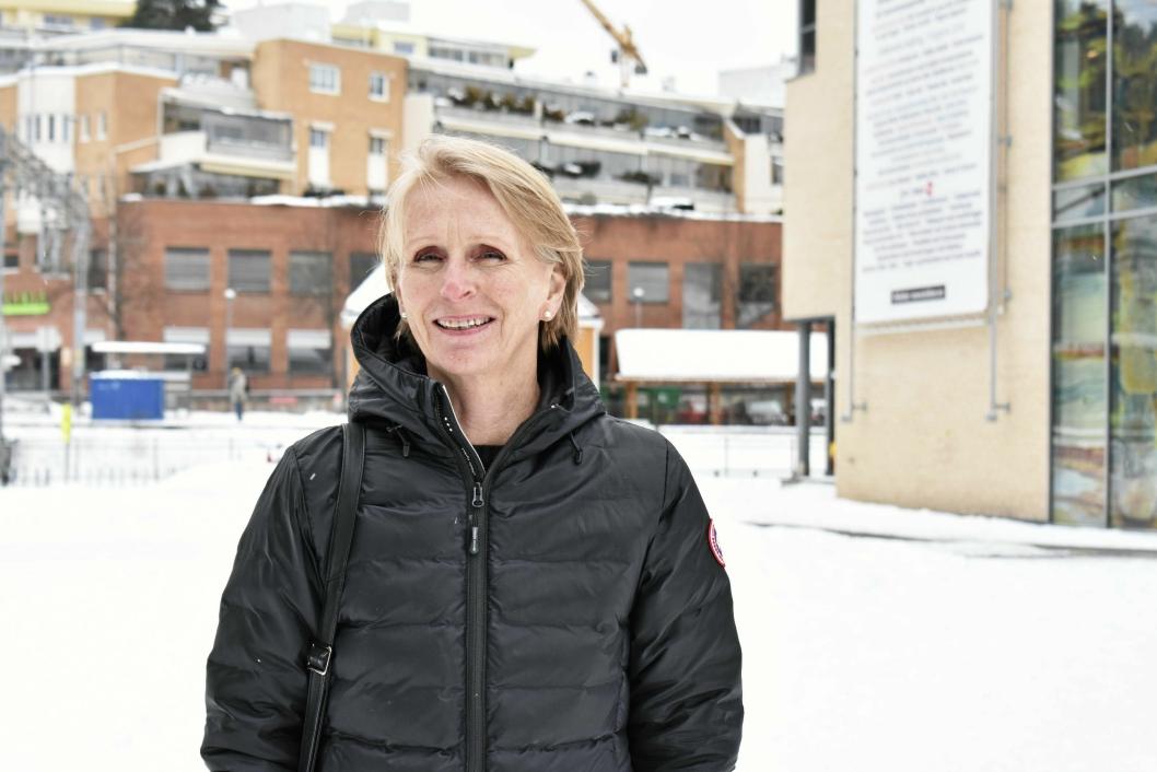 ILDSJEL: – Jeg vil bruke noe av den tiden jeg har til overs til å hjelpe andre, sier Ann-Kristin Holen.