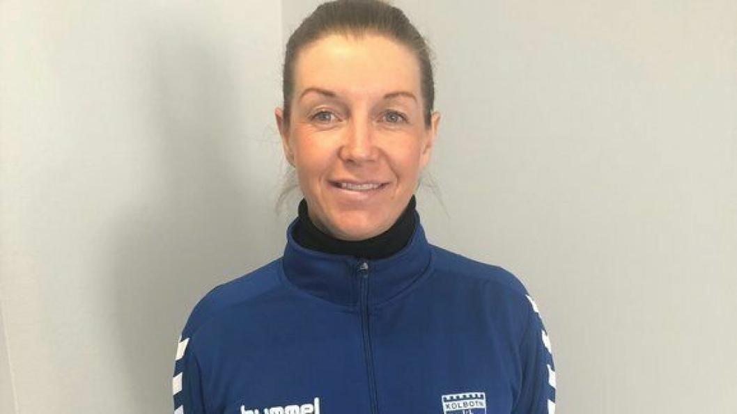 NY STYRELEDER: Monica Ottesen i Kolbotn fotball kvinner ble formelt valgt på årsmøte .