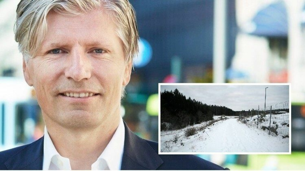 PÅ SAKEN: Ola Elvestuen, miljøminister, lover en rask avklaring på Taraldrud.