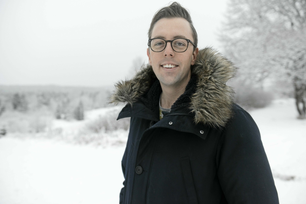 ER PÅ SAKEN: Stortingsrepresentant Nicholas Wilkinson (SV).