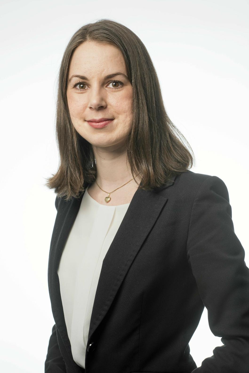 ALT STÅR: Kommunikasjonssjef i Unibuss, Ina Helen Østby, sier alle linjer vil rammes av en eventuell streik.