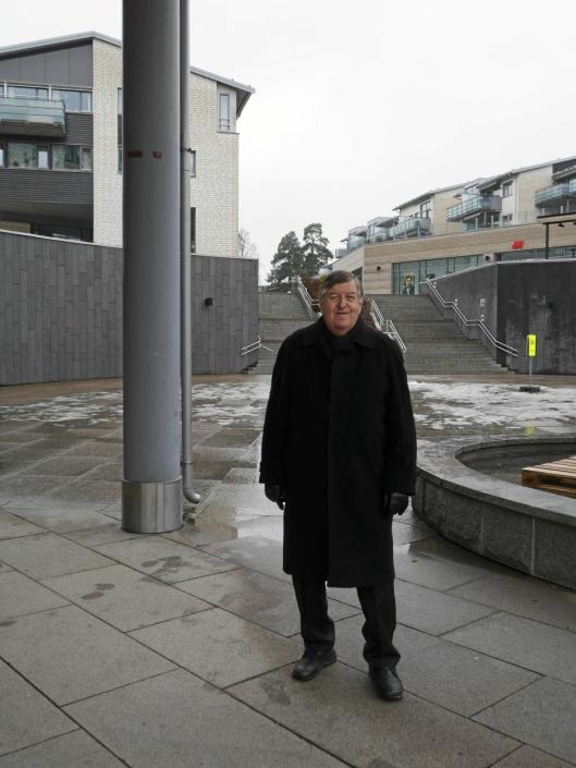 SVARTE: Varaordfører og UMP-leder Kjell G. Pettersen svarte denne uken Håkon Gulbrandsen med et leserinnlegg på oavis.no.