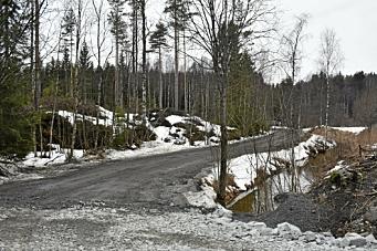 Fløisbonnveien består som tursti