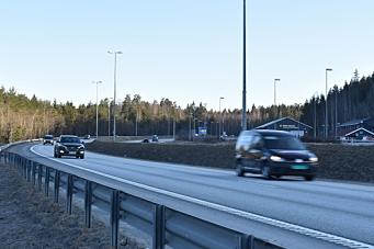 Råkjører tatt på Taraldrud