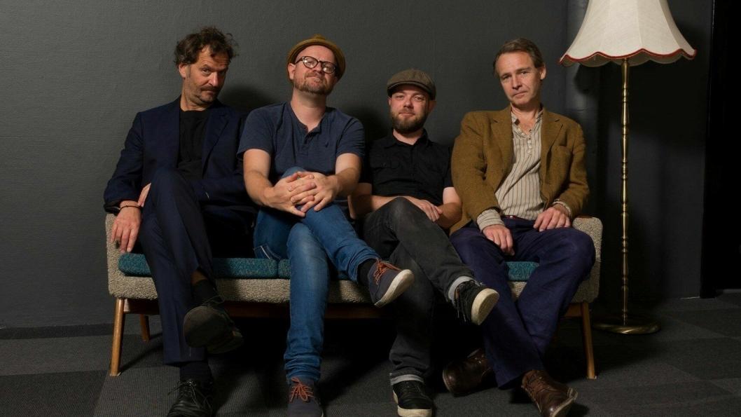 ETTERLENGTET: Beckstrøm Kvartett kommer til Kolben lørdag 5.mai og er ute med nytt album.