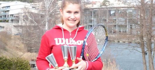 Filippa (15) trenger sponsorer