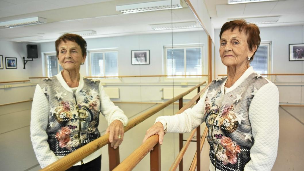 LIV MÅ BARE DANSE: Det sa Liv Steens onkel for 78 år siden. Og dét ble starten på et Liv med dans. Hun sluttet å undervise for to år siden - som åttiåring.
